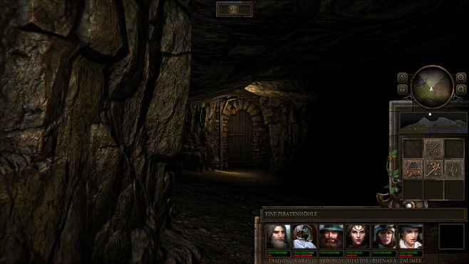 Realms of Arkania: Blade of Destiny Screenshot 5