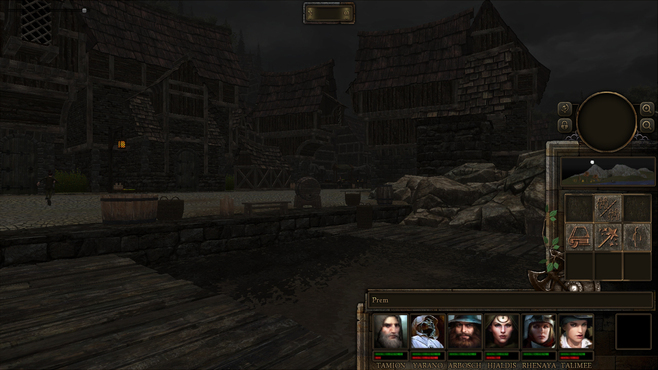 Realms of Arkania: Blade of Destiny Screenshot 6