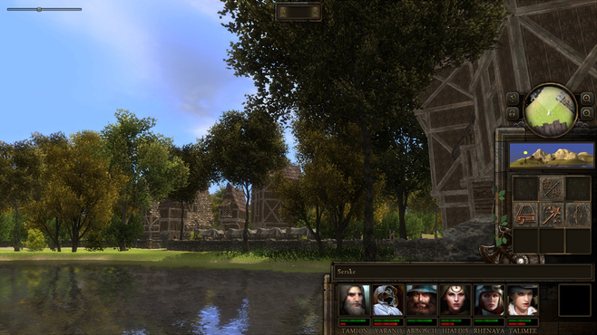 Realms of Arkania: Blade of Destiny Screenshot 8