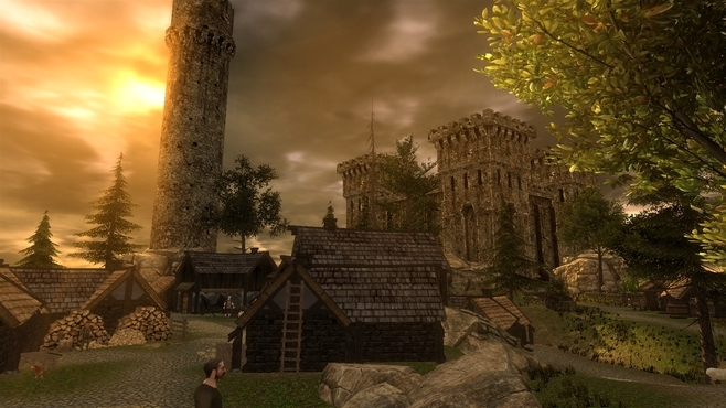 Realms of Arkania: Blade of Destiny Screenshot 10