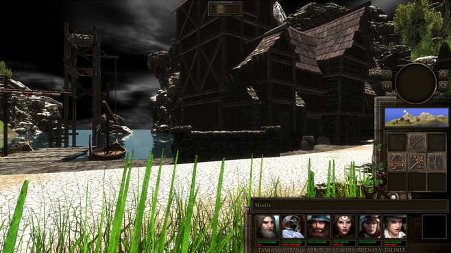 Realms of Arkania: Blade of Destiny Screenshot 11