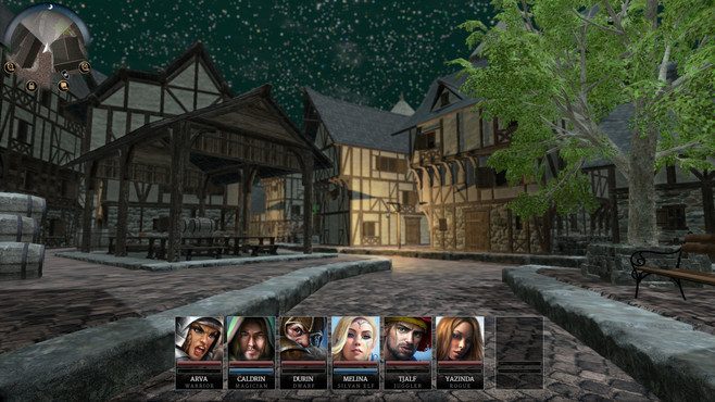 Realms of Arkania: Star Trail Deluxe Edition Screenshot 4
