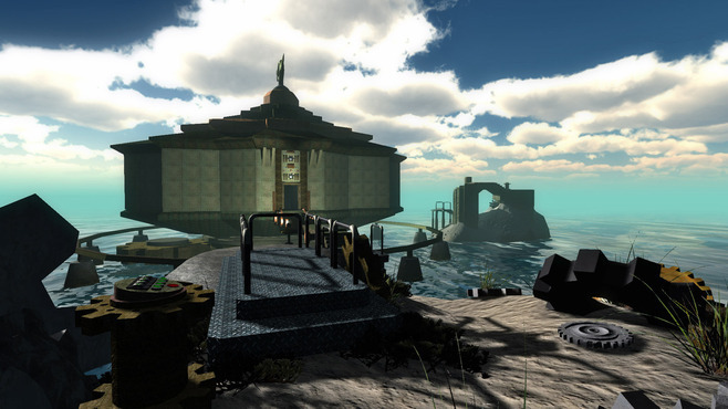 realMyst: Masterpiece Edition Screenshot 4