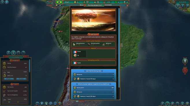 Realpolitiks Screenshot 2