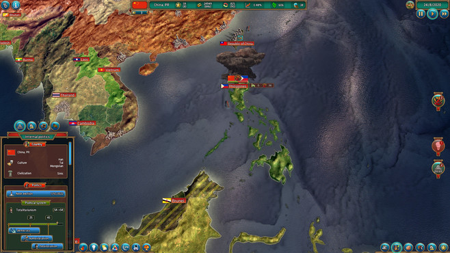 Realpolitiks Screenshot 3