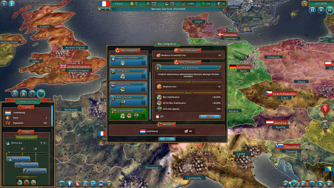 Realpolitiks Screenshot 4