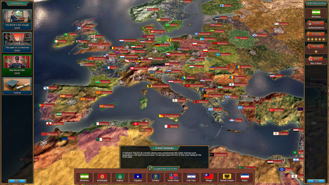 Realpolitiks Screenshot 8