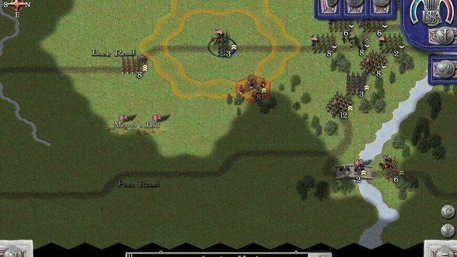Rebels and Redcoats II Screenshot 3