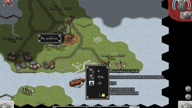 Rebels and Redcoats II Screenshot 5