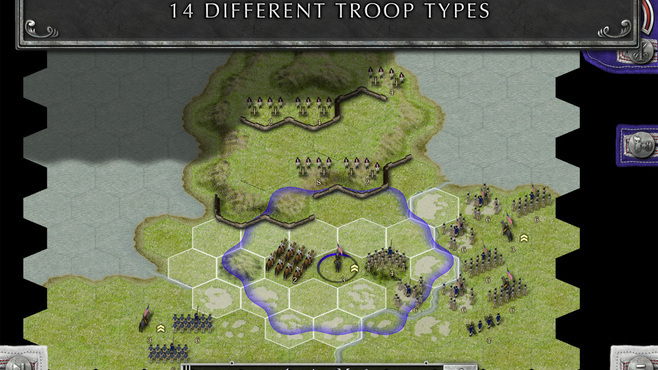 Rebels & Redcoats Screenshot 3