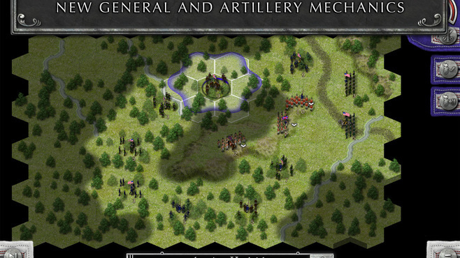 Rebels & Redcoats Screenshot 5