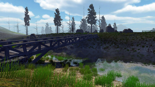 Recovery Search and Rescue Simulation Screenshot 2