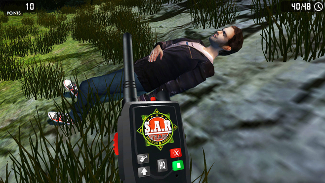 Recovery Search and Rescue Simulation Screenshot 6