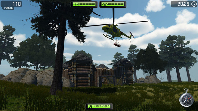 Recovery Search and Rescue Simulation Screenshot 11