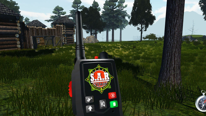 Recovery Search and Rescue Simulation Screenshot 12