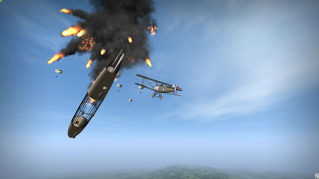 Red Baron 2012 Screenshot 1