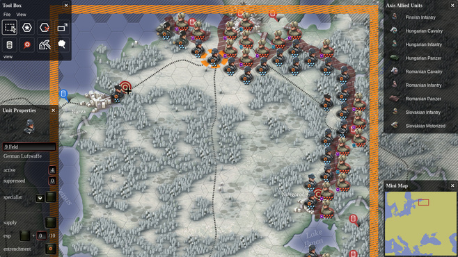 Unity of Command - Red Turn DLC Screenshot 6