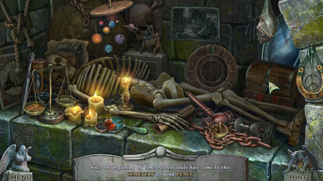 Redemption Cemetery: At Death's Door Collector's Edition Screenshot 1