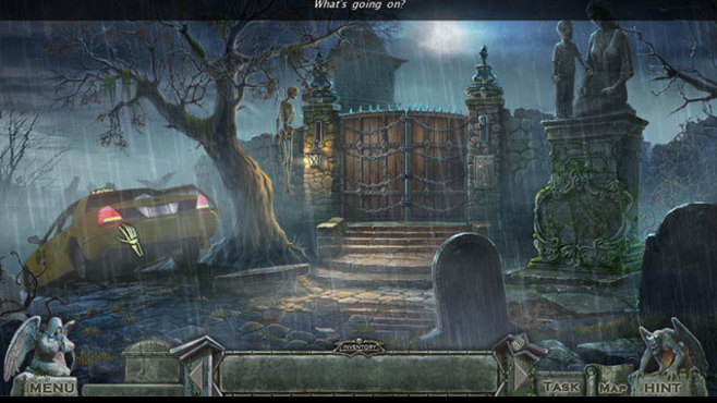 Redemption Cemetery: At Death's Door Collector's Edition Screenshot 3
