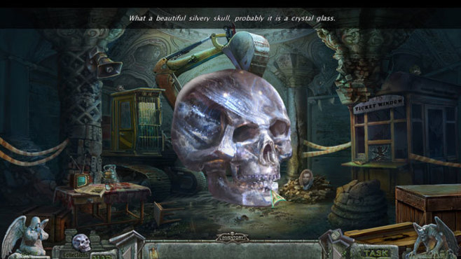 Redemption Cemetery: Clock of Fate Screenshot 1