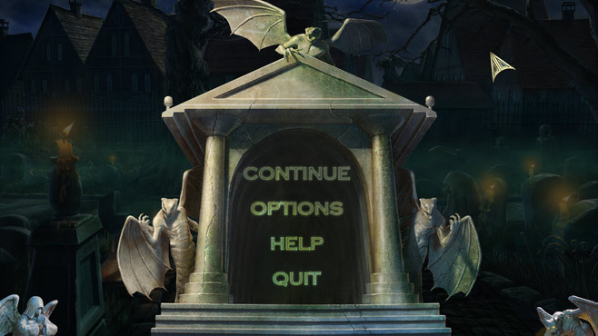 Redemption Cemetery: Curse of the Raven Collector's Edition Screenshot 2