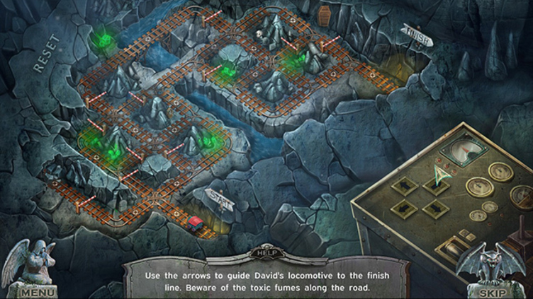 Redemption Cemetery: Dead Park Collector's Edition Screenshot 2