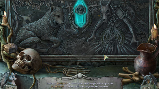 Redemption Cemetery: Embodiment of Evil Collector's Edition Screenshot 1