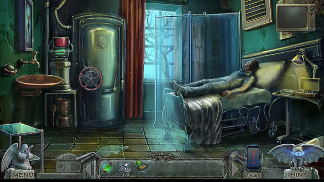 Redemption Cemetery: Night Terrors Collector's Edition Screenshot 2
