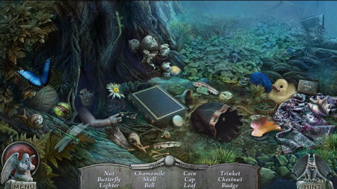 Redemption Cemetery: One Foot in the Grave Collector's Edition Screenshot 1