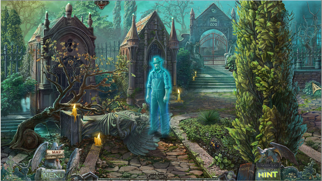 Redemption Cemetery: Salvation of the Lost Collector's Edition Screenshot 2