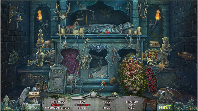 Redemption Cemetery: Salvation of the Lost Collector's Edition Screenshot 3