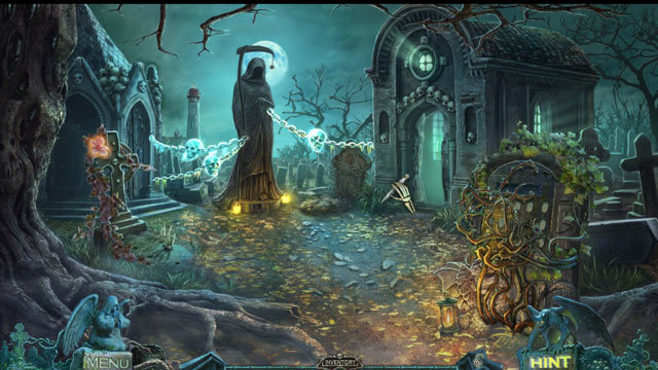 Redemption Cemetery: The Island of the Lost Collector's Edition Screenshot 4