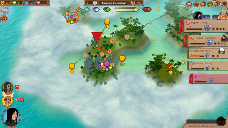 Renowned Explorers: The Emperor's Challenge Screenshot 8
