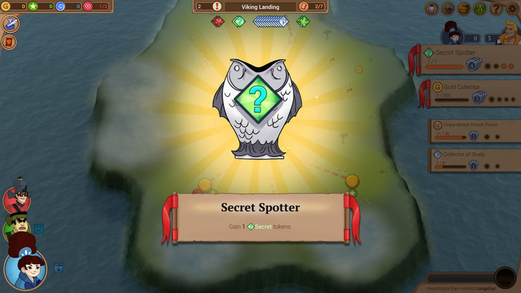 Renowned Explorers: The Emperor's Challenge Screenshot 11