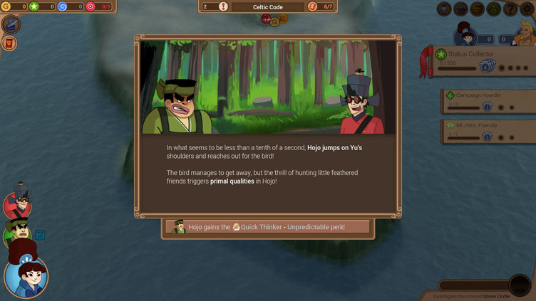 Renowned Explorers: The Emperor's Challenge Screenshot 12