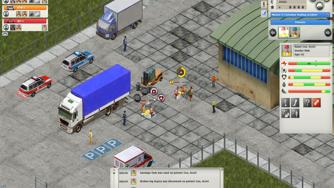 Rescue Simulator 2014 Screenshot 1