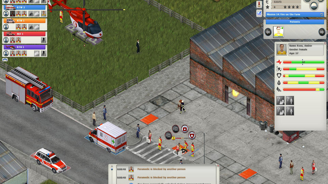 Rescue Simulator 2014 Screenshot 3