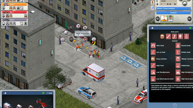 Rescue Simulator 2014 Screenshot 4