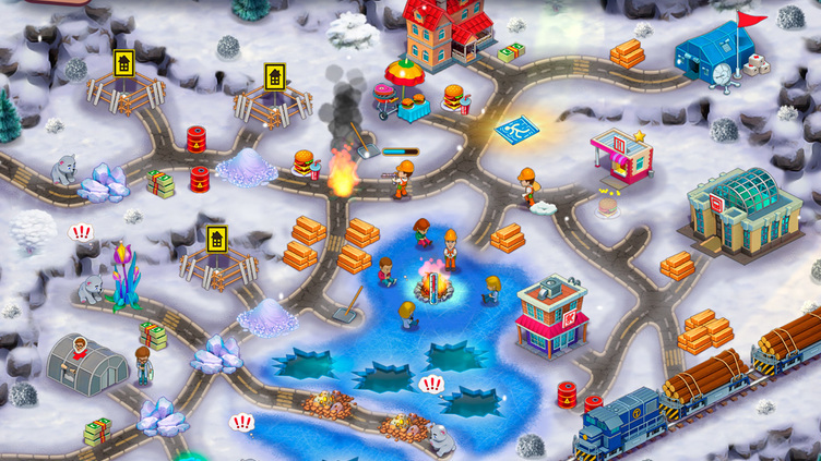 Rescue Team: Danger from Outer Space Collector's Edition Screenshot 6