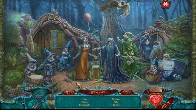 Reveries: Soul Collector Collector's Edition Screenshot 1