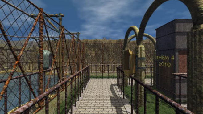 RHEM 4: The Golden Fragments Screenshot 2