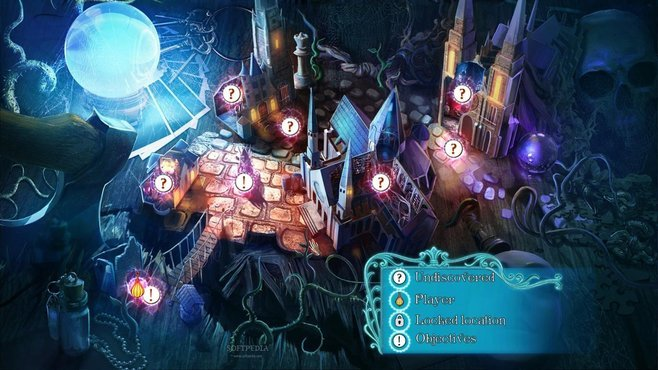 Riddles of Fate: Wild Hunt Collector's Edition Screenshot 2