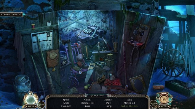 Riddles of Fate: Wild Hunt Collector's Edition Screenshot 4
