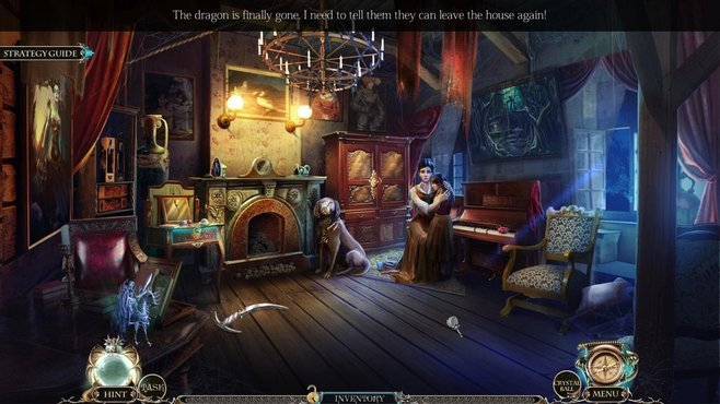 Riddles of Fate: Wild Hunt Collector's Edition Screenshot 10