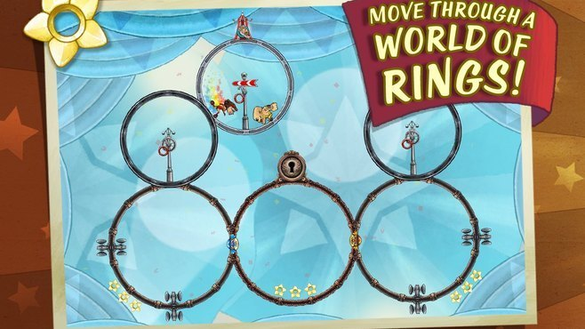 Ring Run Circus Screenshot 1