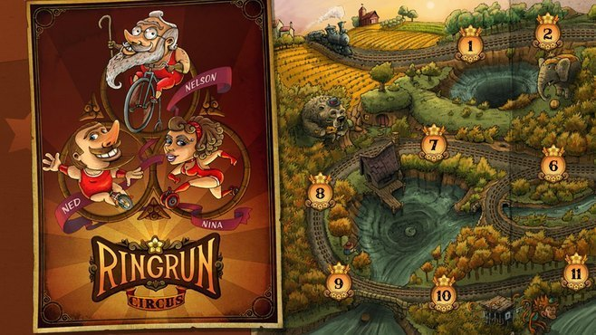 Ring Run Circus Screenshot 4