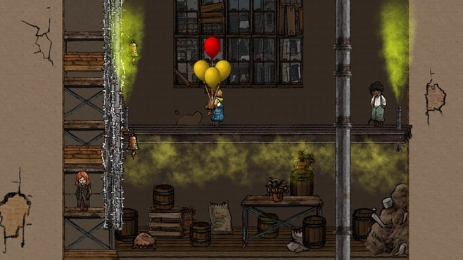 Rise Of Balloons Screenshot 1