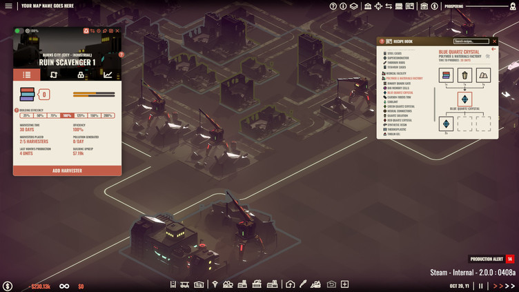 Rise of Industry: 2130 Screenshot 5