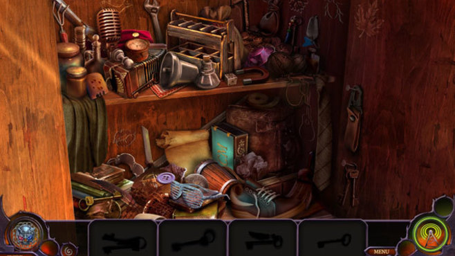 Rite of Passage: Hackamore Bluff Collector's Edition Screenshot 1