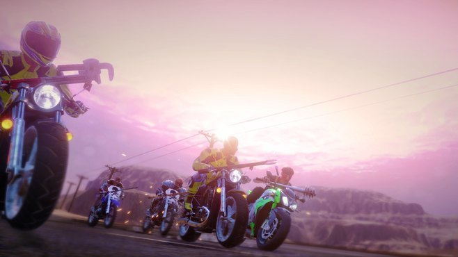 Road Redemption Screenshot 5